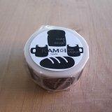 PAN LADRoNマスキングテープ/monobread