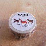 PAN LADRoNマスキングテープ/icingcookies SM dog