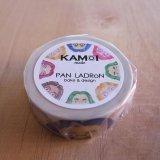 PAN LADRoNマスキングテープ/peep